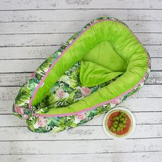 Buy Now Flamingo Baby Nest, Double-sided Snuggle Nest, Baby Lounger, Minky and Cotton CoSleeper, Custom Baby Cocoon Snuggle Nest, Baby Nest Bed, Co Sleeper, Nursing Pillow Cover, Large Beds, Baby Cocoon, One Bed, Support Pillows, Minky Fabric