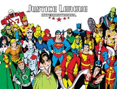 Justice League International - Kevin Maguire & Terry Austin