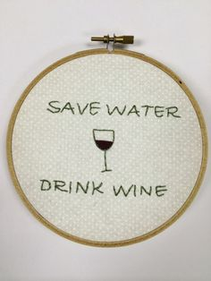 For environmentalists. | 19 Motivational Embroideries You'll Actually Want To Own