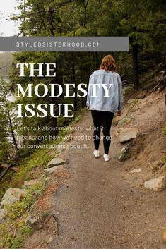 The Modesty Issue