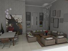 Sala de Estar Salto - SP  2015  arquiteto@alexduque.com | 15 3023 2114