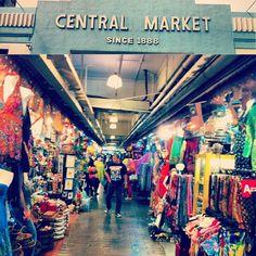Central Market (Pasar Seni) in Kuala Lumpur, Kuala Lumpur