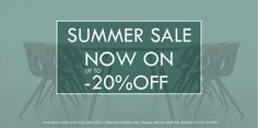 Summer Sale Now on -20%