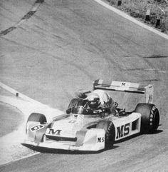 Eddie Cheever - March 782 BMW - Project Four Racing - XXVI Grand Prix de Rouen 1978