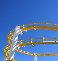 sarah's view: roller coaster at pacific park on the santa monica pier #santamonica
