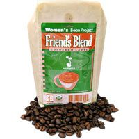 Friend's Blend Fair Trade Coffee at The Literacy Site. With hints of brown sugar, citrus, and spice, this 100% USDA organic Fair Trade-certified whole bean coffee is a smooth blend -- and a delectable one! Enjoy a cup, and do some good as well!