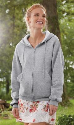 Roomy comfort in a heavy weighted fleece.  Perfect for a campfire and lounging.