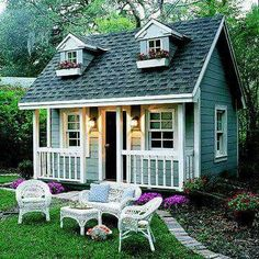 Lovely Cozy Cottage Playhouse