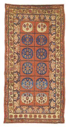 Turkestanian Khotan rug, 1820