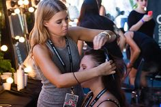 Blow Dry Bar Pop Up Shop at Future Music Festival Color Correction Hair, Bars Near Me, Future Music, Blow Dry Bar, Hair Specialist, Long Hair Extensions, Hair Transformation, Events, Long Hair Styles