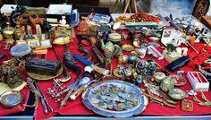 W poszukiwaniu skarbów - wiedeński Flohmarkt