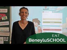 BENEYLUSCHOOL - E.N.T (Espace numérique de travail) DE MA CLASSE DE CE1-CE2 [VLOG 14] - YouTube