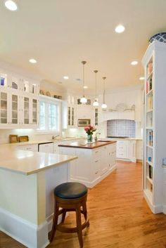 Mommy Mondaysthe Dream House Kitchens  Traditional White Alluring Traditional White Kitchen Cabinets Inspiration