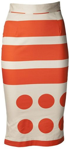 Vivienne Westwood basic pencil skirt on shopstyle.com