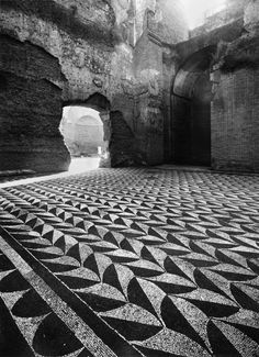 la-journee:  Granger - Rome: Baths Of Caracalla