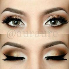 Soft makeup!