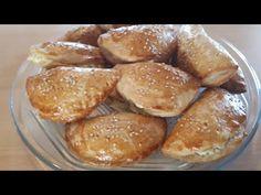 Τα πιο εύκολα τυροπιτάκια κουρού με τρία υλικά!! - YouTube Pretzel Bites, Bread, Youtube, Food, Meal, Essen, Breads, Buns, Youtubers