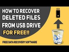 How to Recover Deleted Files from USB Flash for FREE