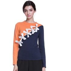 Bow Sweater - $44.99