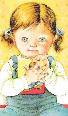 Eloise Wilkin Illustration