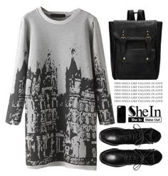"""SheIn 4"" by scarlett-morwenna ❤ liked on Polyvore featuring Casetify and vintage"