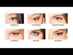 How To Figure Out Your Eye Shape by Smashbox | Sephora - YouTube
