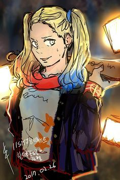 That insane b*tch Rachel is Harley Quinn. How fitting.
