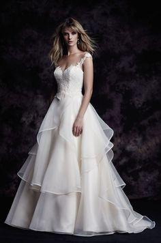 KleinfeldBridal.com: Paloma Blanca: Bridal Gown: 33210915: A-Line: Natural Waist