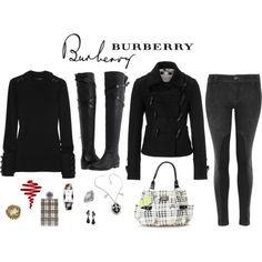 BURBERRY - don't I wish!
