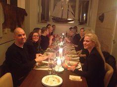 Mmm vi glæder os til maden! #roadtrip #Odense