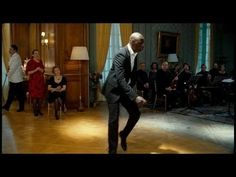 Omar Sy dance - Intouchables (Extrait)
