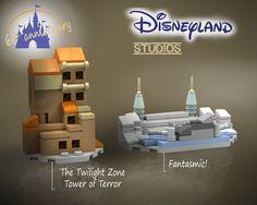 Disneyland Microscale: Ideas fiabesca   GiocoVisione