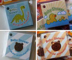Baby shower mini cards Set of 20 por Tianguisonline en Etsy
