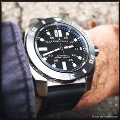 Prometheus Piranha | The Time Bum