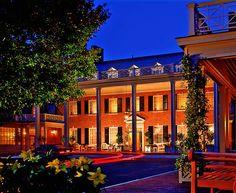 The Carolina Inn in Chapel Hill, NC