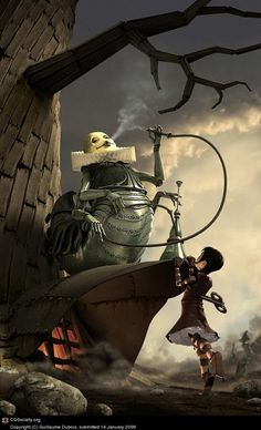 Why Alice's Adventures in Wonderland is a STEAMPUNK