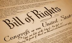 The Bill of Rights are the first 10 accessories to the constitution of the United States. On the 25th of September 1789 the congress decided them and 11 States accepted it. It is the principle of the constitution.