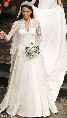This is still my favorite wedding dress everrr