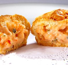 Brazil's finest - Empadinha de camarão