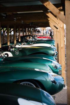 Aston Martin at Goodwood