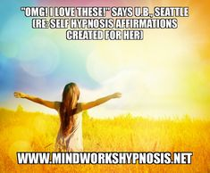 Stop Smoke, Smoking Cessation, Release Stress, Hypnotherapy, Real People, Healthy Weight, Affirmations, Love Her, Seattle