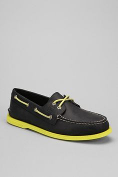 Sperry Top-Sider 2-Eye Neon Boat Shoe Online Only