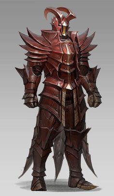Concept for Titan