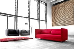 Living room with Metro furniture from Damnet