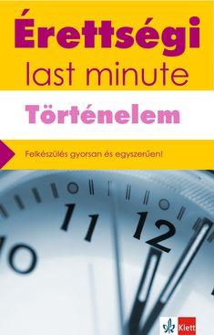 Last Minute érettségi | Klett.hu