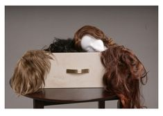 Wig Chateau - Premium Wig Display and Storage System   Prefundia coming soon page