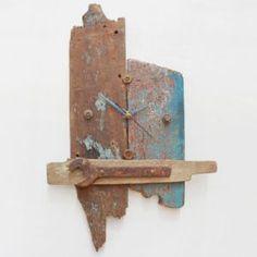 Driftwood Clock No: 01| Wall Clocks | Julia Horberry