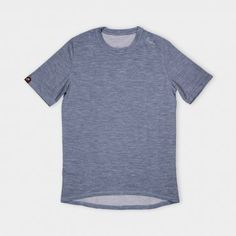 Urban Merino T-Shirt China Blue