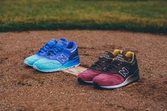 New Balance 997 Home Plate Pack - 3771715