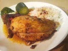 Peruvian Spicy Chicken. Photo by I'mPat